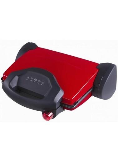 Remetta Tostçu Plus Tost Makinesi Kırmızı Kırmızı
